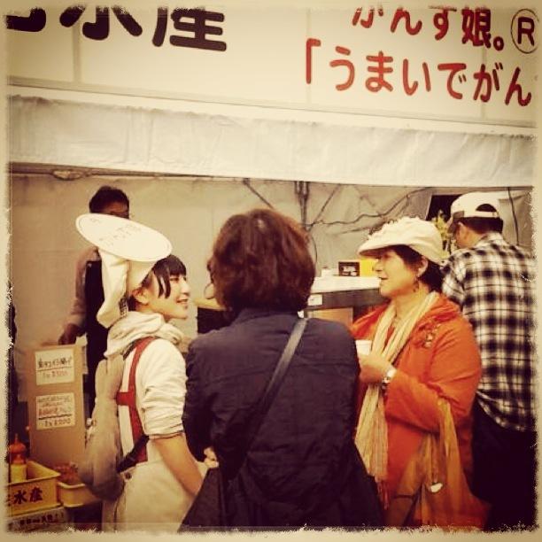広島城フードフェスティバル2013_がんす娘_RCCラジオ02.jpg